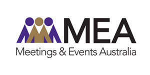 Meetings & Events Australia (MEA) Logo